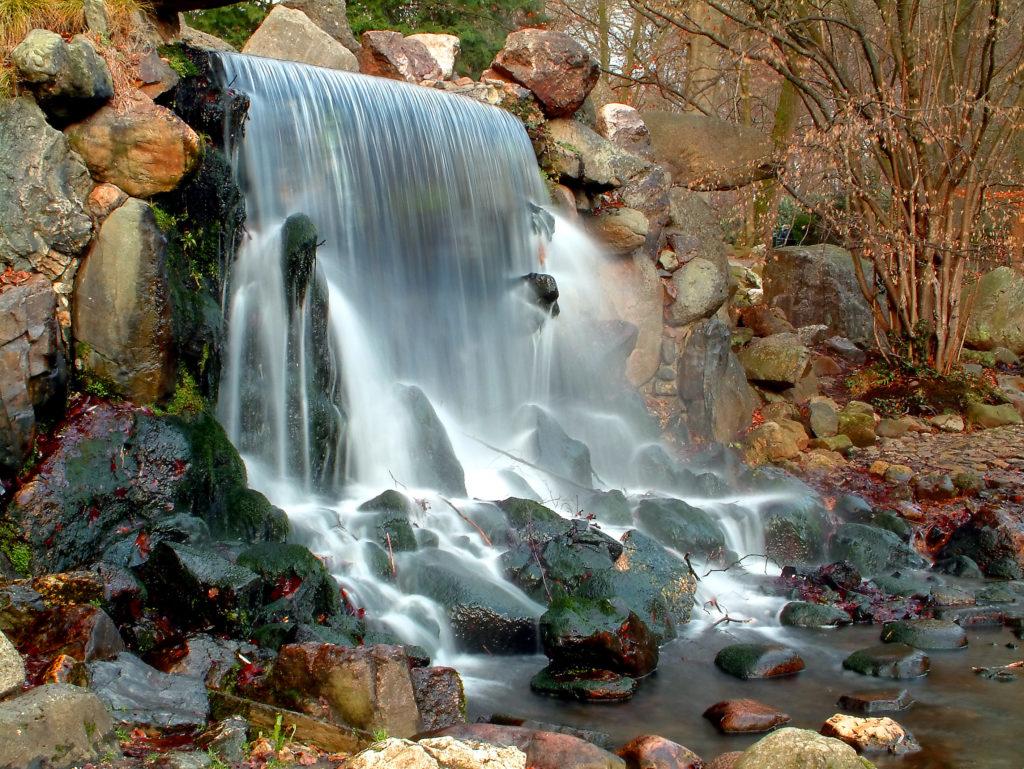 Waterfall in Arnhem