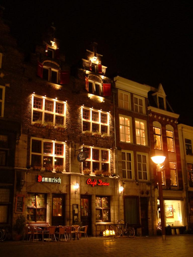 Old building in Nijmegen, Holland